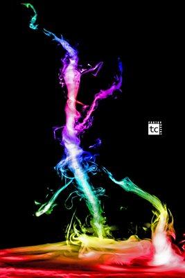 Rainbow Whirlwind