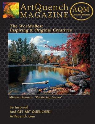 ArtQuench Magazine Creative Masters