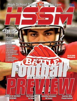 2016 HSSM Football Preview