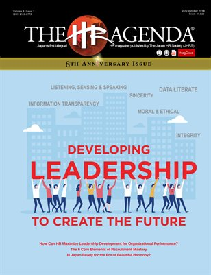 Developing Leadership to Create the Future