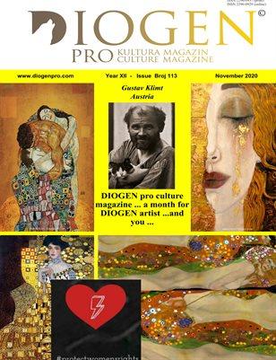 DIOGEN pro art magazine...No.113