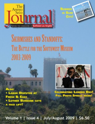 The Battle for the Southwest Museum