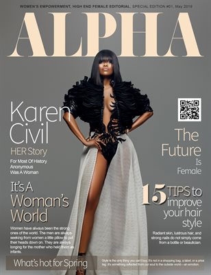 Karen Civil | Alpha Female 2019