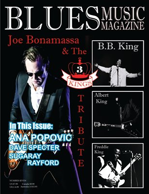 Blues Music Magazine Issue Seven
