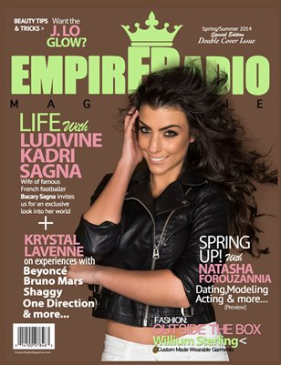Empire Radio Magazine Issue#23 Ludivine