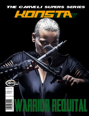 Konsta Series #1 Warrior Requital