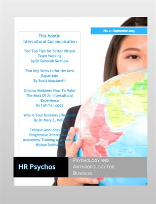 HR Psychos - Intercultural Communication