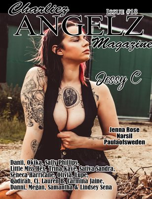 Charliez Angelz Issue #18 - Jessy C