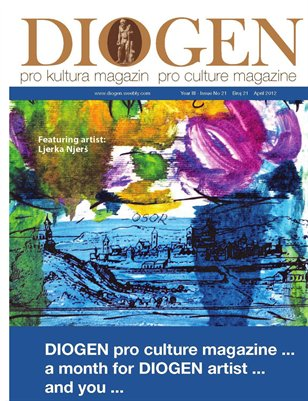 DIOGEN pro art magazin No 21. special April 2012