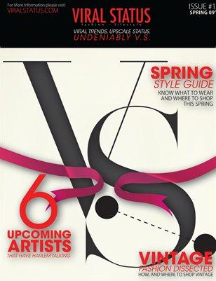 VIRAL STATUS Magazine - Spring 09'