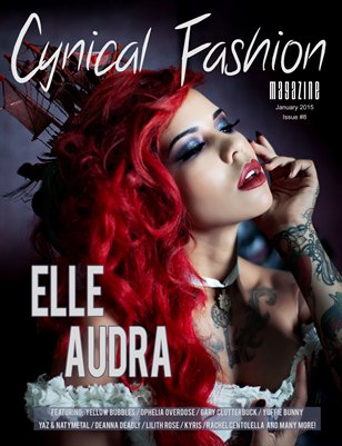 Cynical Fashion Mag Issue #8