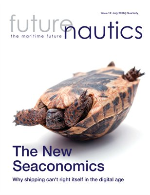Futurenautics. Issue 12 - The New Seaconomics - July 2016