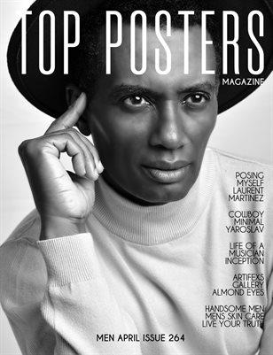 TOP POSTERS MAGAZINE- MEN APRIL (Vol 264)