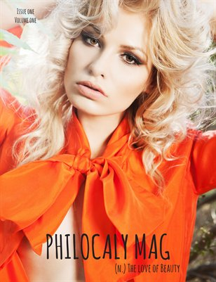 Philocaly Mag Issue One, Volume One