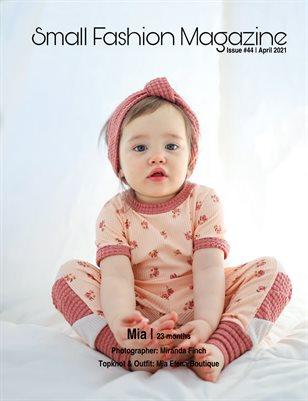Small Fashion Magazine Issue #44