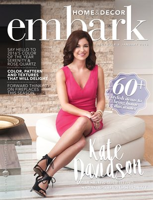 Embark Magazine | December & January 2016