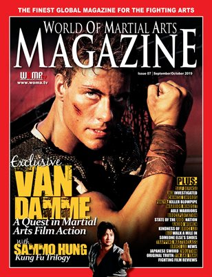 World of Martial Arts Magazine September/ October