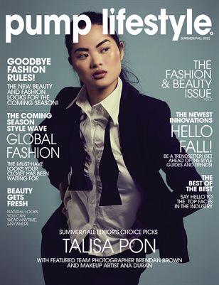 PUMP Magazine | The Fashion & Beauty Authority | September 2020 | Vol.2