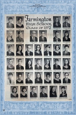 1972 Farmington High School