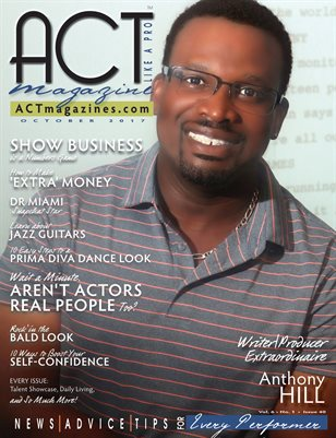 ACT Like A Pro Magazine Issue 40