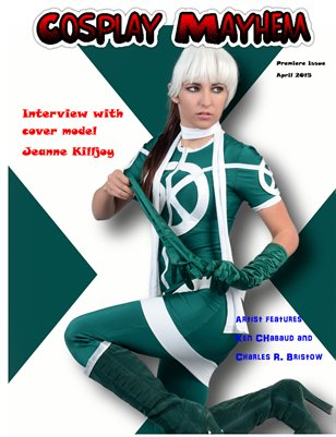 Cosplay Mayhem Magazine