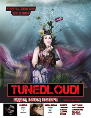 TunedLoud Magazine March 2019