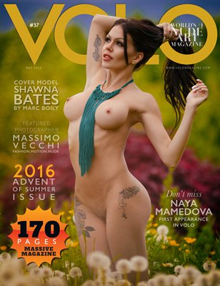 VOLO 37 - 2016 Advent of Summer Issue