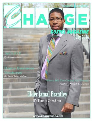 Change Gospel Magazine July 2014 Issue