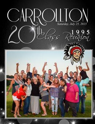 1990 Carrollton Hogh School 20th Year Class Reunion