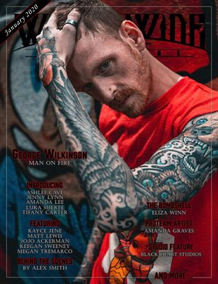 Worldwide Ink: January 2020 Issue (Cover B)
