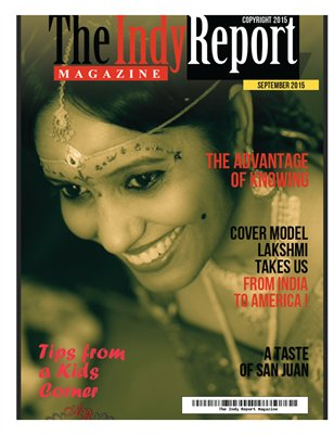 The Indy Report Magazine(September Issue)
