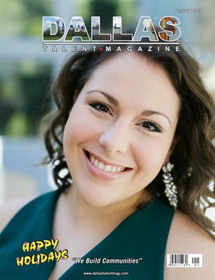 Dallas Talent Magazine January 2017 Edition