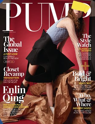 PUMP Magazine | The Global Issue | Vol.2 | Feb. 2021