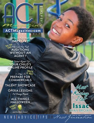 ACT Like A Chid Magazine Issue 23