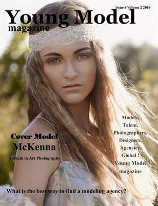 Young Model magazine Issue 8 Volume 2 2018