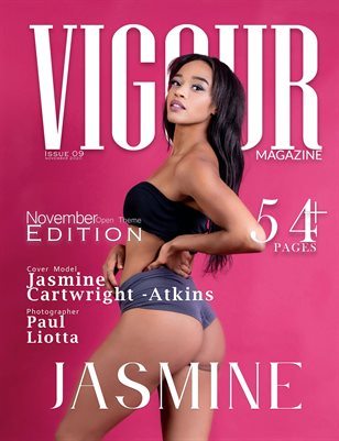 Vigour Magazine November Issue 09