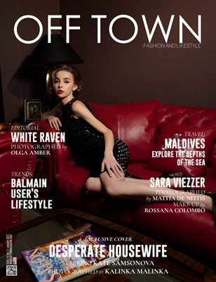 OFF TOWN MAGAZINE #4 VOLUME 3