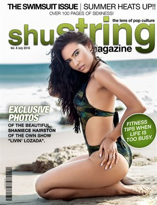 shuString Magazine Swim Issue 5B Book 1