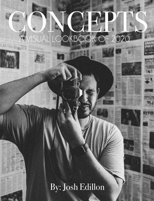 Josh Edillon: Concepts