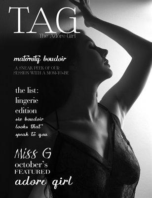 TAG - October 2015
