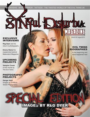 SYNful Disturbia Issue #1