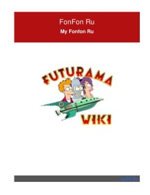FonFon Ru