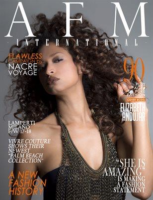 Fashion Statement #2-Elizabeth Cover 2017-