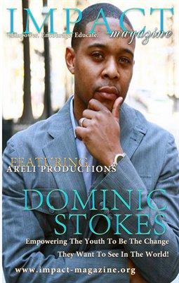 IMPACT Magazine July Issue w/Dominic Stokes