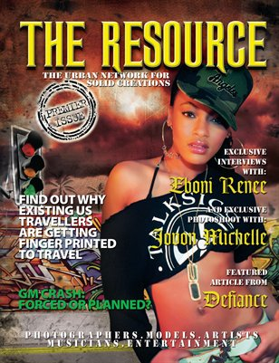 The Resource Volume 2: Print Magazine