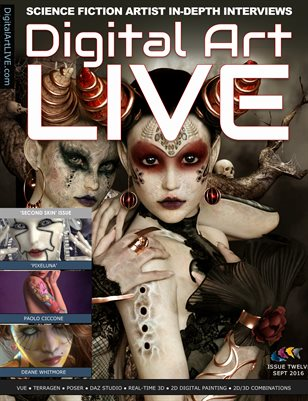 Digital Art Live issue 12
