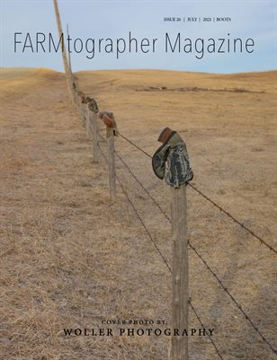 ISSUE 26   BOOTS by FARMtographer Magazine