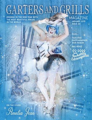 January 2015 Amelia Jean Cover