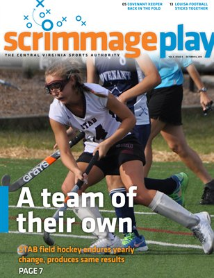 Scrimmage Play Volume 5, Issue 4