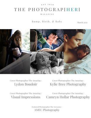 Bump, Birth, & Baby | March 2021